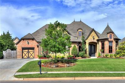 Edmond Single Family Home For Sale: 4925 Shades Bridge Road