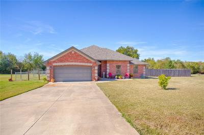Tuttle Single Family Home For Sale: 792 County Street 2965