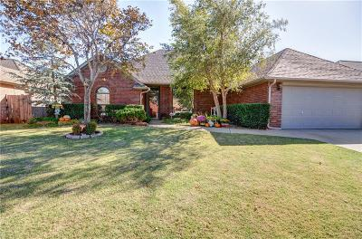 Edmond Single Family Home For Sale: 15504 Juniper Drive