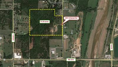 Oklahoma City Residential Lots & Land For Sale: 2801 N Bartell