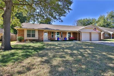 Oklahoma City Single Family Home For Sale: 3305 Tudor Road