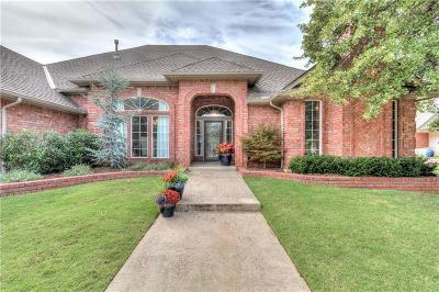 Edmond Single Family Home For Sale: 6009 Muirfield Drive