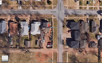 Oklahoma City Residential Lots & Land For Sale: 1800 W Park Place