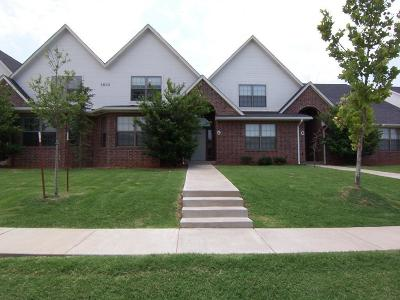 Oklahoma City Rental For Rent: 2630 Featherstone Road #3C