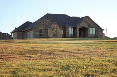 Purcell Single Family Home For Sale: 25149 Kody