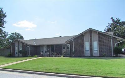 Oklahoma City Single Family Home For Sale: 9600 S Allen