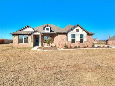 Edmond Single Family Home For Sale: 1506 Bridge Street