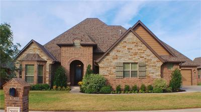 Edmond Single Family Home For Sale: 2101 Brayhill Court