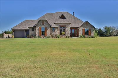 Edmond Single Family Home For Sale: 7420 Misty Glen Drive