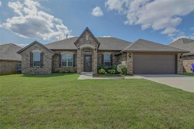 Norman Single Family Home For Sale: 2709 Summit Terrace Drive
