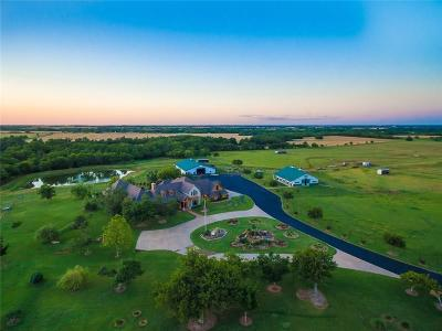 Oklahoma County, Cleveland County, Canadian County Single Family Home For Sale: 11101 W Memorial Road