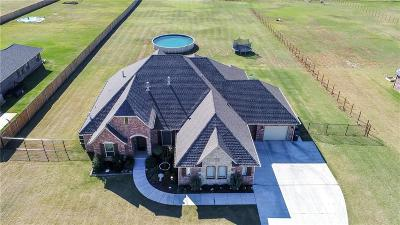 Edmond Single Family Home For Sale: 4776 Hillcrest Lane