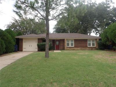 Oklahoma City Single Family Home For Sale: 2255 Carlton Way