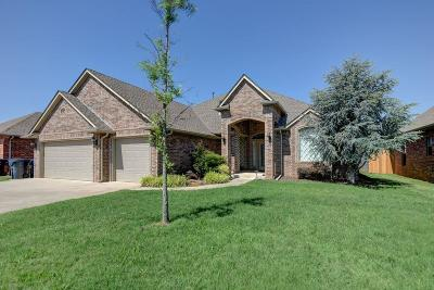 Edmond Single Family Home For Sale: 16413 Old Elm Lane