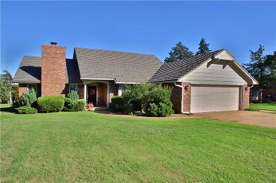 Guthrie Single Family Home For Sale: 1160 S May