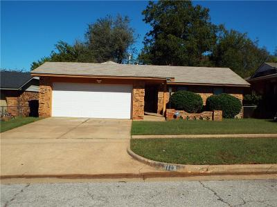 Oklahoma City Single Family Home For Sale: 3113 SE 55 Street