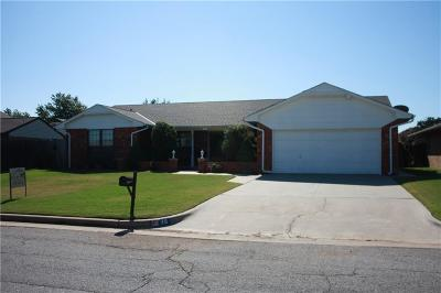 Oklahoma City Single Family Home For Sale: 36 Danfield