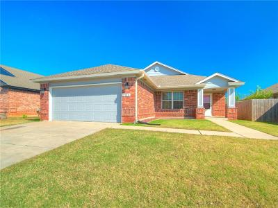 Norman Single Family Home For Sale: 2705 Wheatland Drive