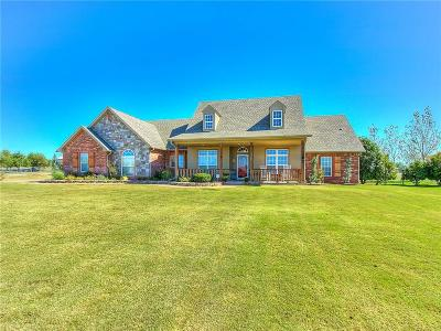Oklahoma City Single Family Home For Sale: 13700 Stone Creek