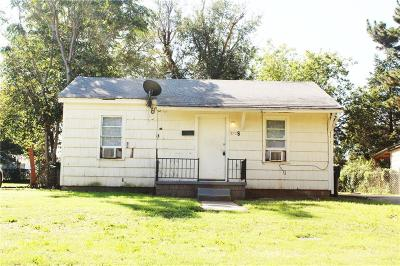 Oklahoma City Rental For Rent: 3728 NW 29th Street