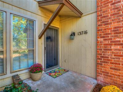 Edmond Condo/Townhouse For Sale: 13716 Crossing Way East