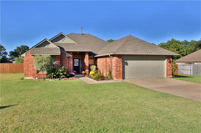 Guthrie Single Family Home For Sale: 933 Lost Oak Drive