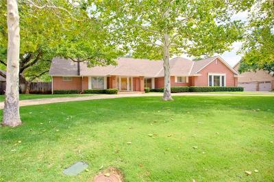Oklahoma City OK Single Family Home For Sale: $519,000