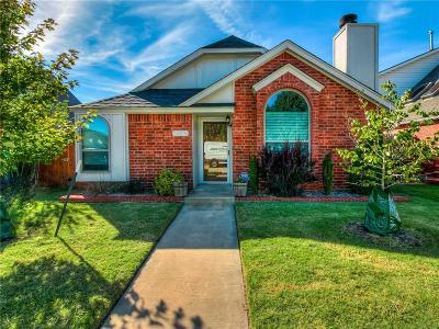 Moore Single Family Home For Sale: 2137 Parkview Drive