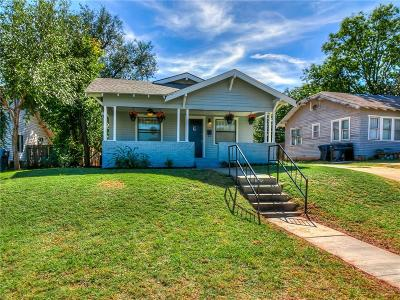 Oklahoma City Single Family Home For Sale: 904 NW 34th
