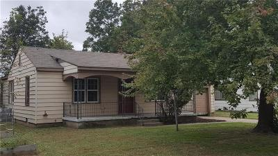 Norman Single Family Home For Sale: 102 E Haddock Street