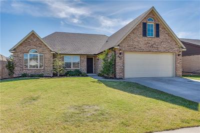Moore OK Single Family Home For Sale: $191,900