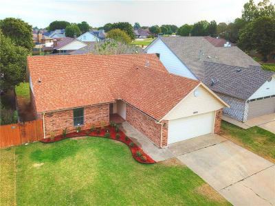 Midwest City OK Single Family Home For Sale: $144,500