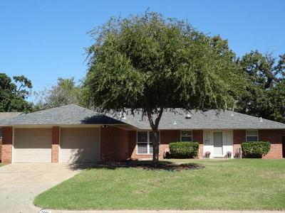 Bethany Single Family Home For Sale: 7805 NW 20th Street