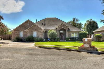Oklahoma City Single Family Home For Sale: 3212 SW 111th Street