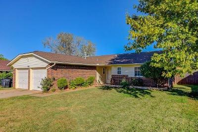 Moore OK Single Family Home For Sale: $121,600