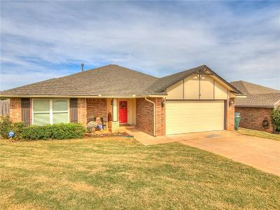 Midwest City OK Single Family Home For Sale: $167,500
