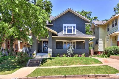 Oklahoma City OK Single Family Home For Sale: $489,900