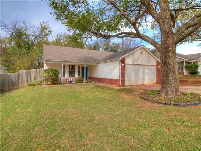 Norman Single Family Home For Sale: 3012 Pinecrest Street