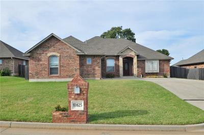 Midwest City OK Single Family Home For Sale: $184,900