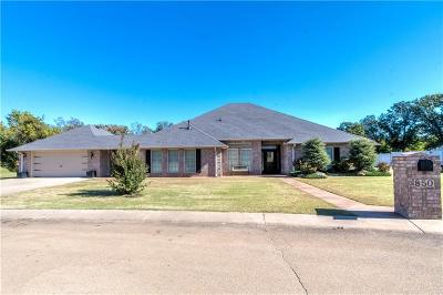 Lincoln County Single Family Home For Sale: 850 Tilghman Drive