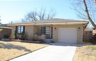 Oklahoma City Rental For Rent: 3017 N Utah Avenue