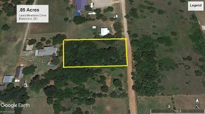 Blanchard Residential Lots & Land For Sale: Laura Meadows Drive