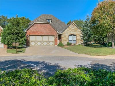 Edmond Single Family Home For Sale: 4509 Olde Village Circle
