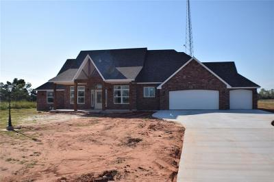Blanchard Single Family Home For Sale: 2399 County Road 1260