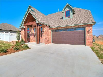 Choctaw OK Single Family Home For Sale: $259,000