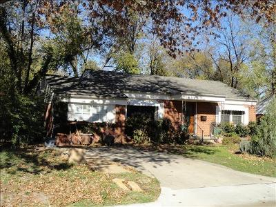 Norman Single Family Home For Sale: 1009 Missouri