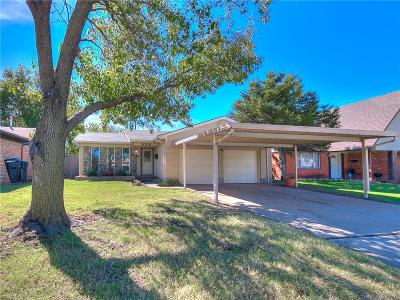 Oklahoma City Single Family Home For Sale: 3008 SW 60th Street