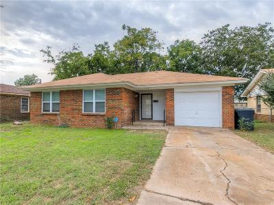 Oklahoma City Single Family Home For Sale: 5409 S Youngs Place