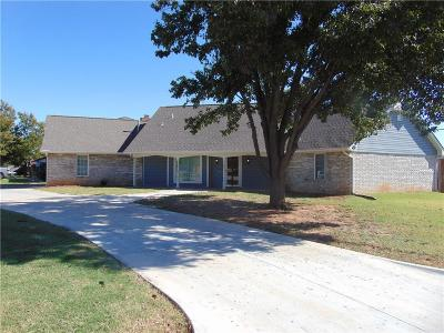 Oklahoma City Single Family Home For Sale: 6612 94th St