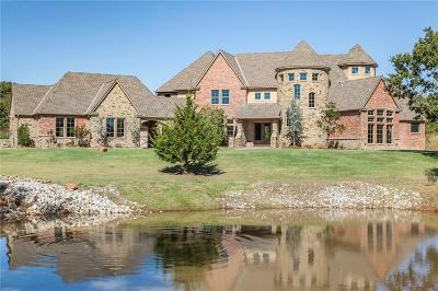 Edmond Single Family Home For Sale: 5941 Red Rock Lake Road
